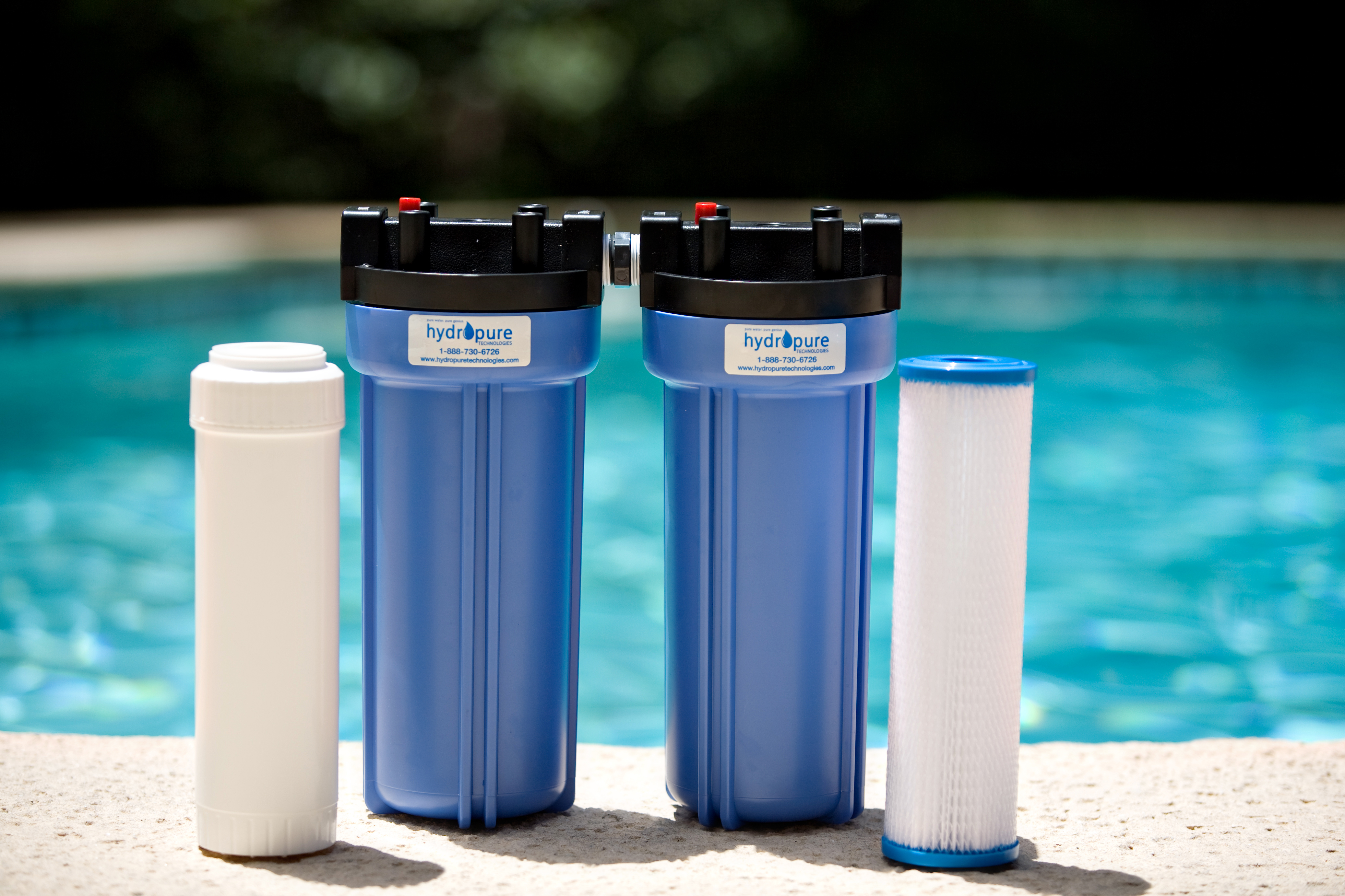 Metaltrap pool and spa pre filter for auto fill complete for Pool filter equipment