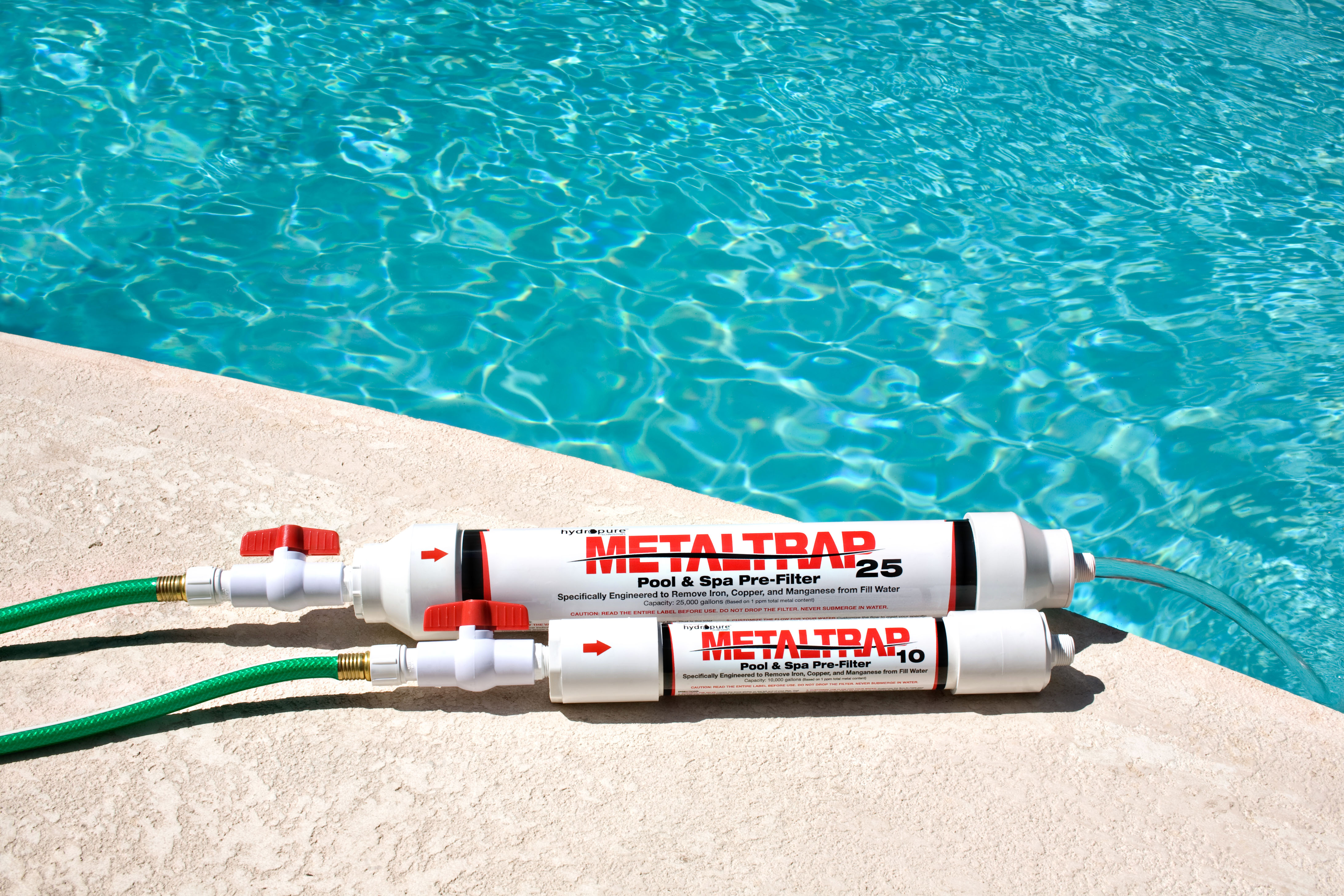 Metaltrap Filters Available In 3 Sizes Hydropure
