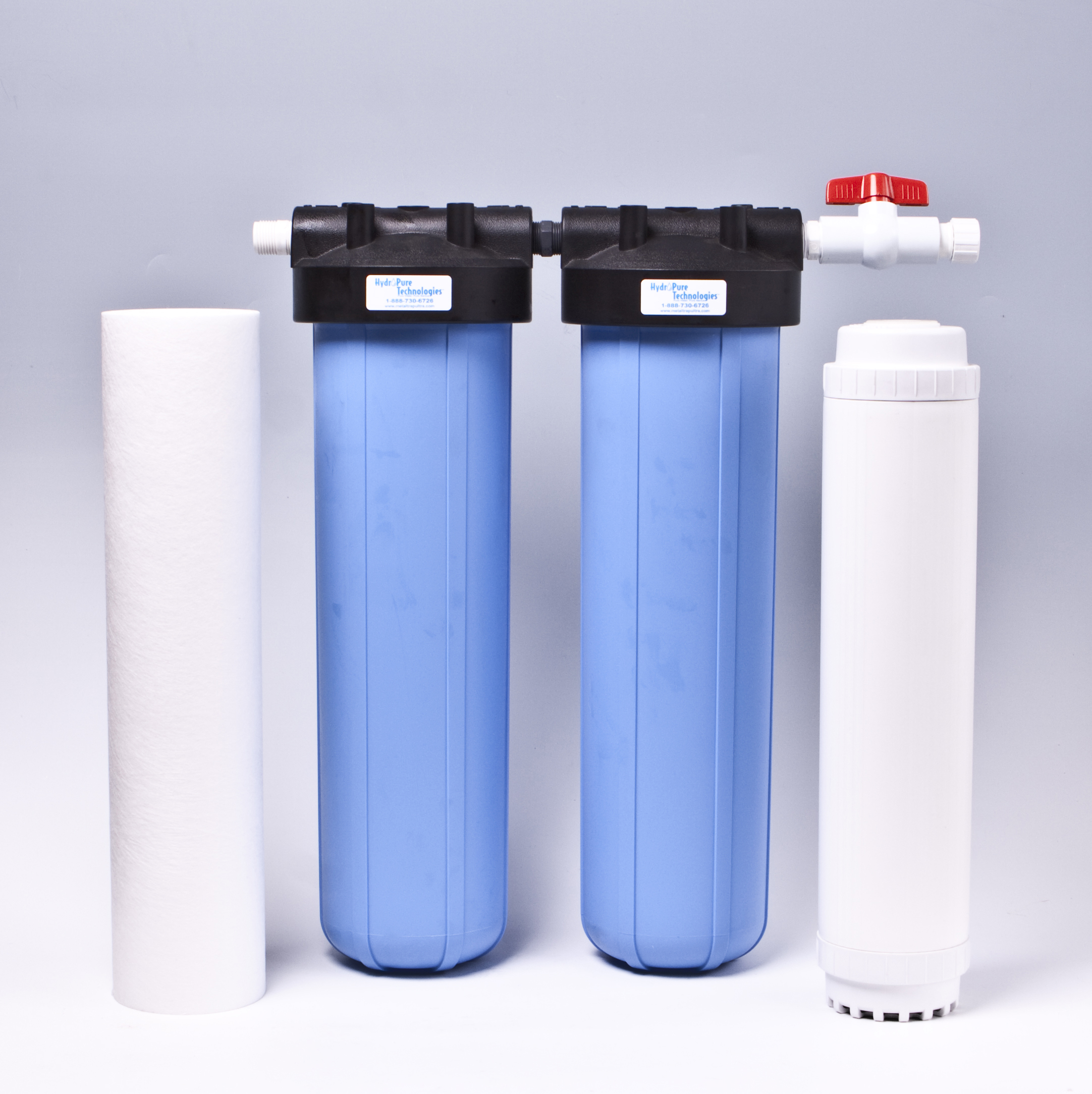 Metaltrap Ultra Dual Filtration System