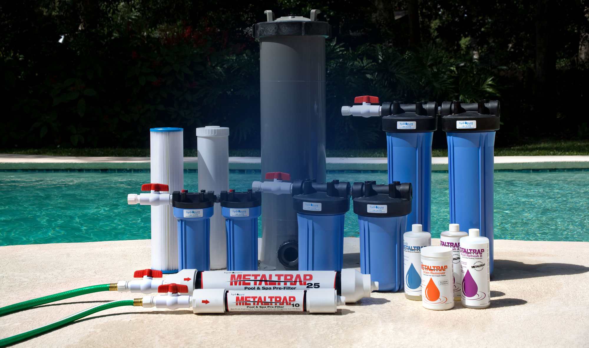 Hydropure Technologies Inc Water Filtration For Pools